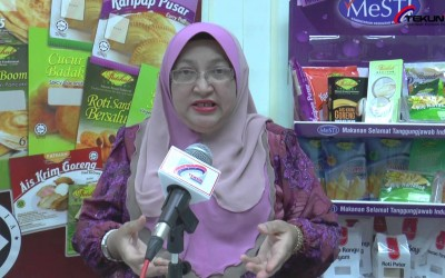 'Fatihah Frozen Food' Usahawan Berjaya TEKUN Nasional Cawangan Titiwangsa,Kuala Lumpur
