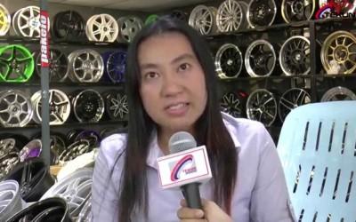 'KK PART AUTO' Usahawan Berjaya TEKUN Nasional Cawangan Kangar, Perlis