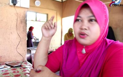 Peserta Azam Tani TEKUN Nasional Machang, Kelantan