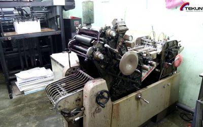 'RV Printing Enterprise' Usahawan SPUMI Cawangan Bukit Bintang, Kuala Lumpur