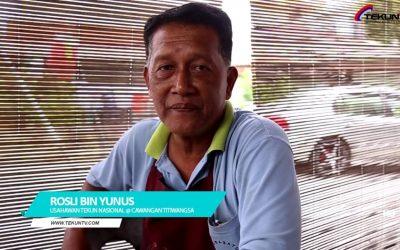 'Karipap Panas Datuk Keramat' Usahawan TEKUN Nasional