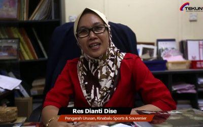 'Kinabalu Sport & Souvenier' Usahawan TEKUN Nasional Cawangan Kota Kinabalu, Sabah