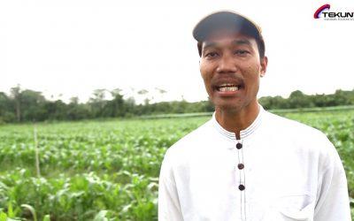 'Mr Roscorn' Usahawan TEKUN Nasional cawangan Rembau, Negeri Sembilan