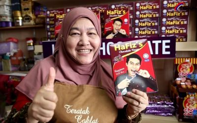 Teratak Coklat, Usahawan TEKUN Nasional Pulau Pinang
