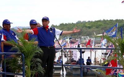 'Highlights' video Majlis Perasmian Gelombang Nelayan Nasional 2017