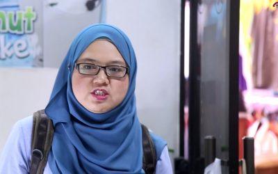 'Highlights' Walkabout ke Premis Usahawan TEKUN sekitar Indera Mahkota