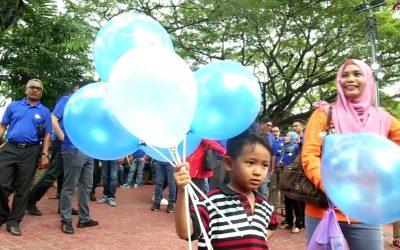 Sorotan video sepanjang Karnival TEKUN @ Sabah