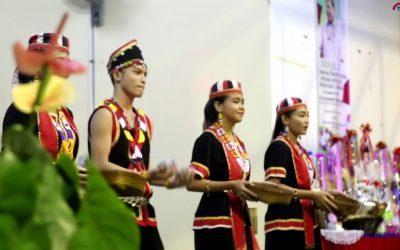 Majlis Perjumpaan TEKUN Nasional Bersama Belia Tani Daerah Bau, Sarawak