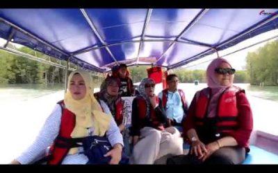 'Walkabout' ALA & Pihak Pengurusan TEKUN ke premis usahawan TEKUN di sekitar Pulau Langkawi