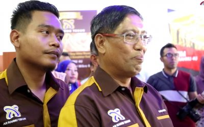 Majlis Perasmian Ar Rahnu TEKUN Nasional Kota Bharu