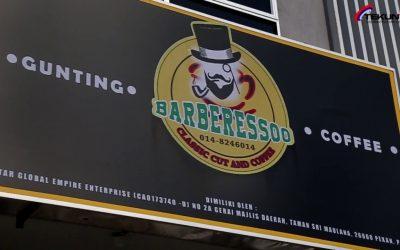 'BARBERRESO' Usahawan TEKUN Nasional Negeri Pahang