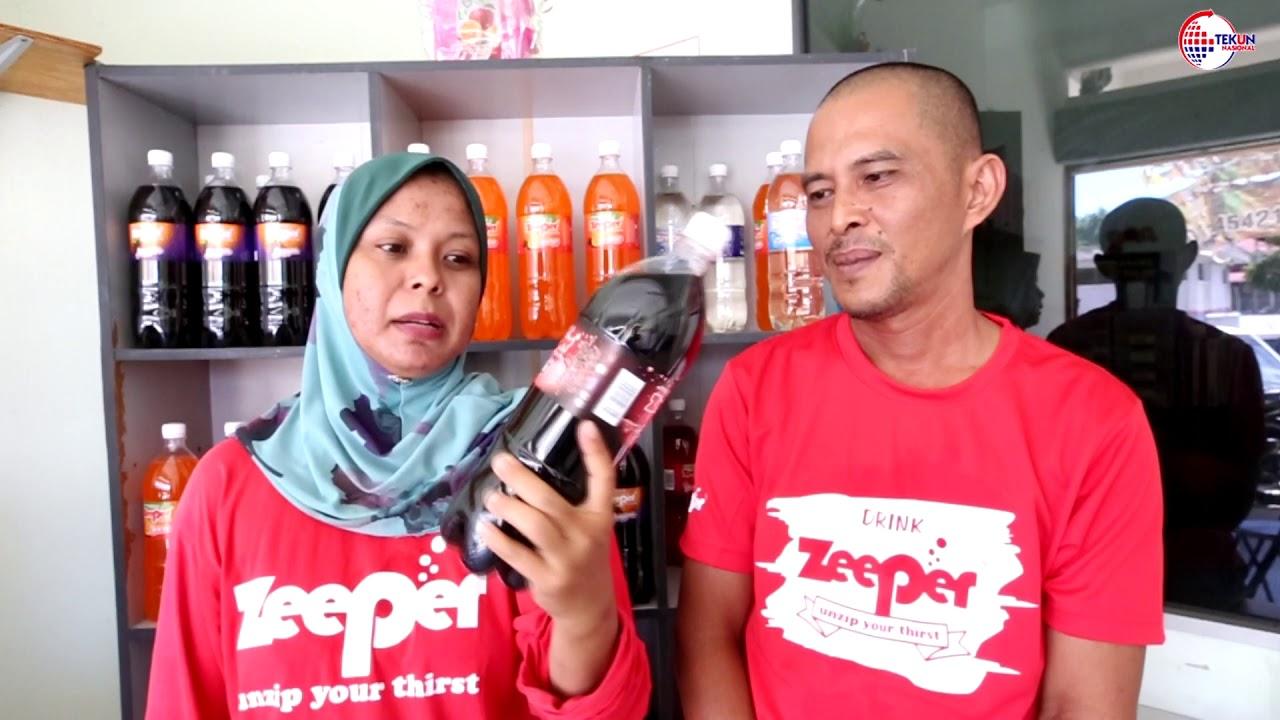 Air minuman zeeper, Usahawan TEKUN Negeri Perak