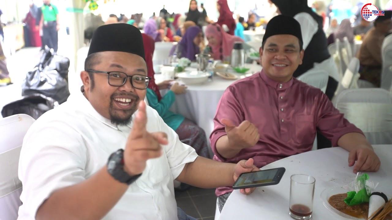 Majlis Sambutan Aidilfitri TEKUN Nasional 2019