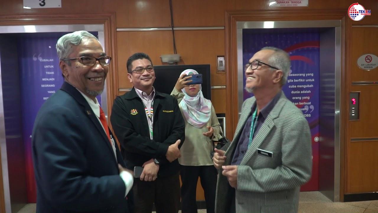 Program Kasih Ramadan @ Angkasapuri, RTM