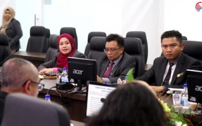 Lawatan YBM &YBTM KPUN ke TEKUN Nasional