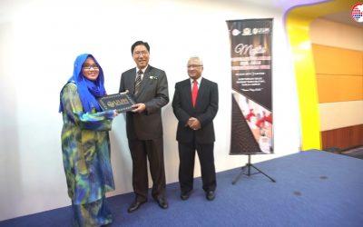 Majlis Penganugerahan Sijil Asas Pengurusan UUM