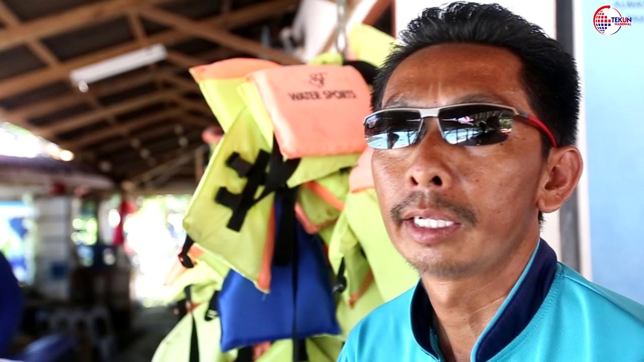 SF Watersports, Usahawan TEKUN Nasional negeri Perak