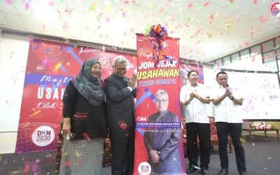 Majlis Pelancaran 'Jom Jejak Usahawan TEKUN Nasional'