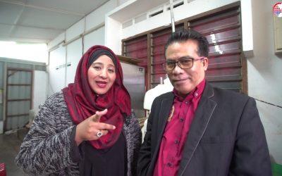 Jom Jejak Usahawan TEKUN Nasional peringkat Negeri Johor.