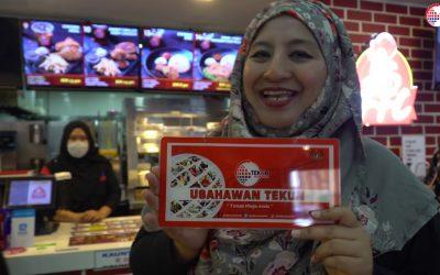 Jom Jejak Usahawan TEKUN Nasional WP Kuala Lumpur