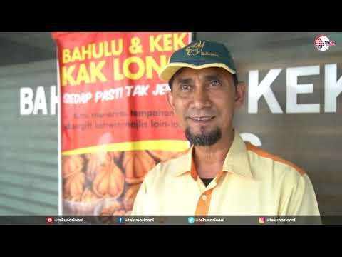 Bahulu & Kek Kak Long, Usahawan TEKUN Nasional Negeri Selangor
