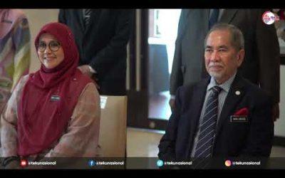 Majlis Penyerahan Surat Lantikan Ahli Lembaga Amanah TEKUN Nasional