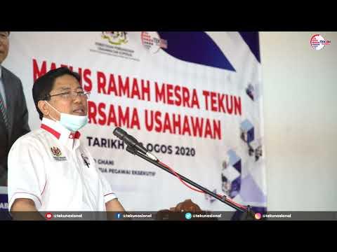 Majlis Ramah Mesra TEKUN Bersama Usahawan