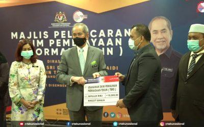 Majlis Pelancaran Skim Pembiayaan Informal (SPIN)