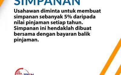 Simpanan 5 Peratus