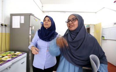 Durian Crepe Subang Bestari, Usahawan TEKUN Negeri Selangor