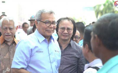 Majlis Perjumpaan YBM MED bersama Usahawan TEKUN Negeri Kelantan