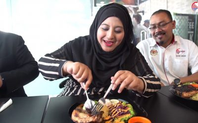 Jom Jejak Usahawan TEKUN negeri Perak