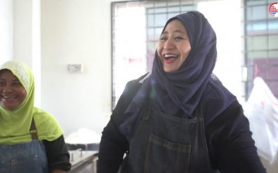 Jom Jejak Usahawan TEKUN Nasional Mersing, Johor