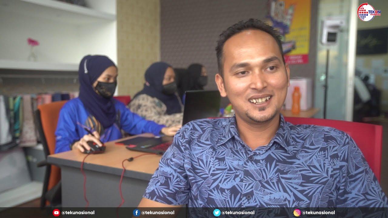 Rizky Textile Sdn Bhd. Usahawan TEKUN Nasional WP Kuala Lumpur